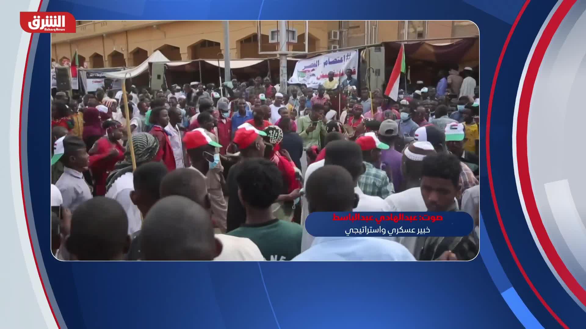 """ما هو الحل للخروج من """"المأزق"""" في السودان؟"""