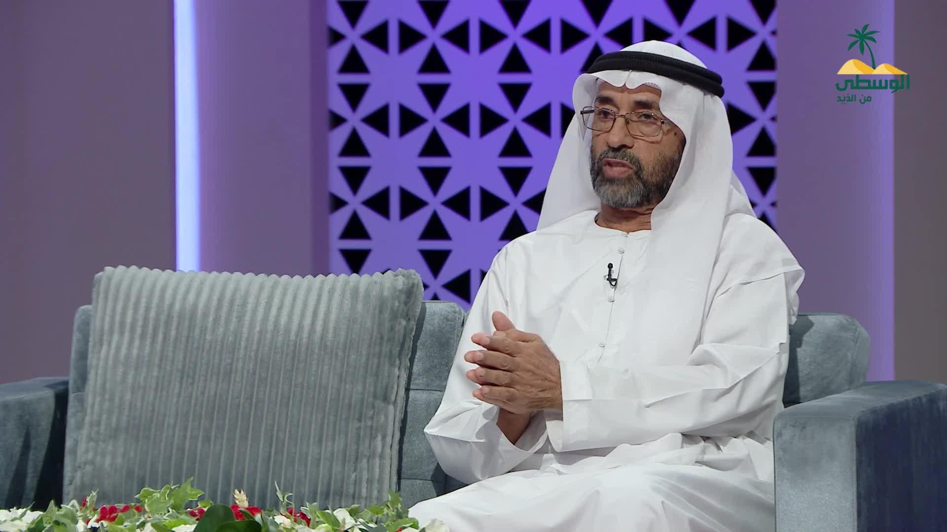 نهضة وطن - الحلقة الثالثة عشر - سعادة محمد سلطان بن هويدن