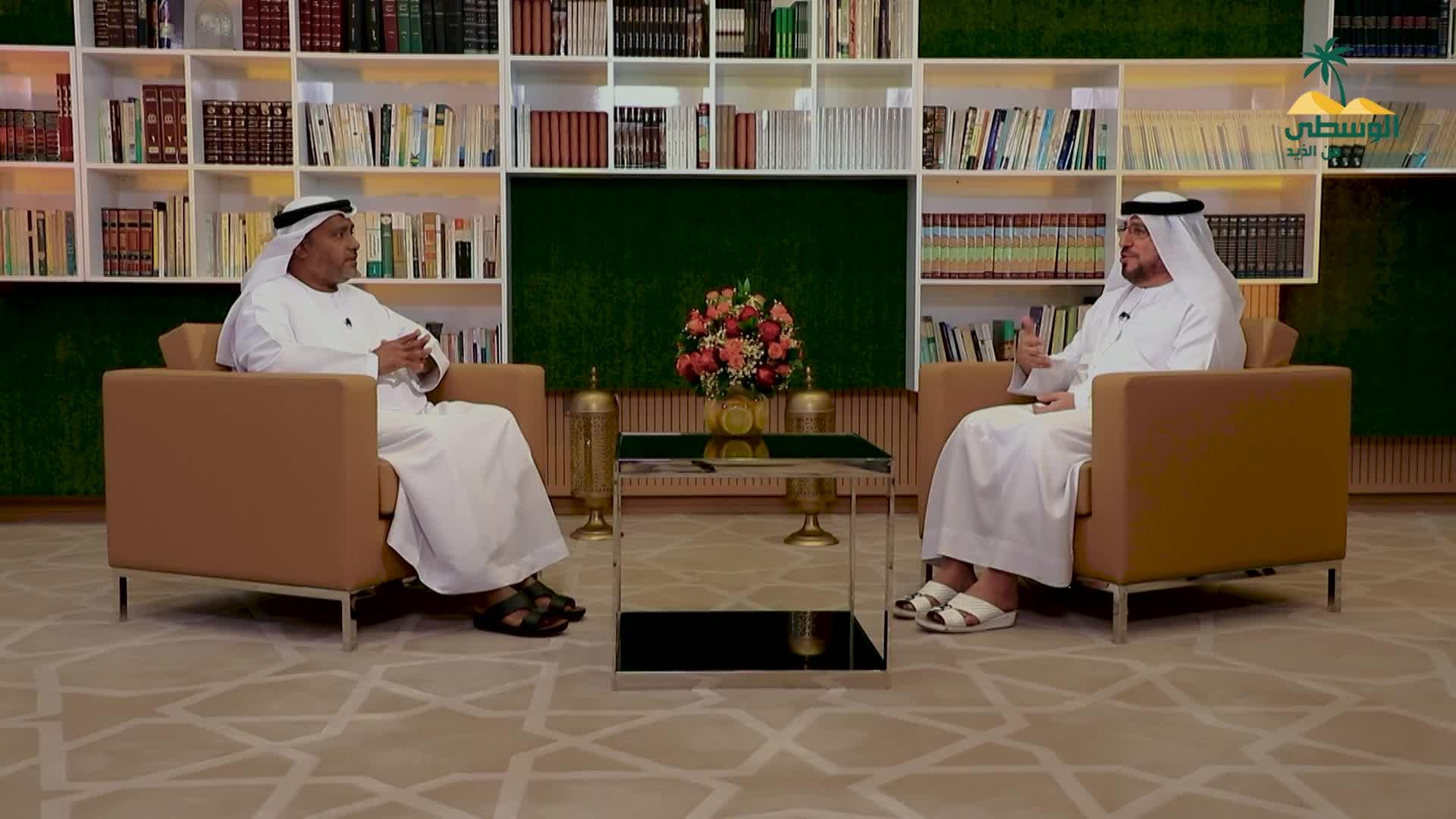 ملامح تربوية - الحلقة الخامسة عشر - عبدالله الجنيبي