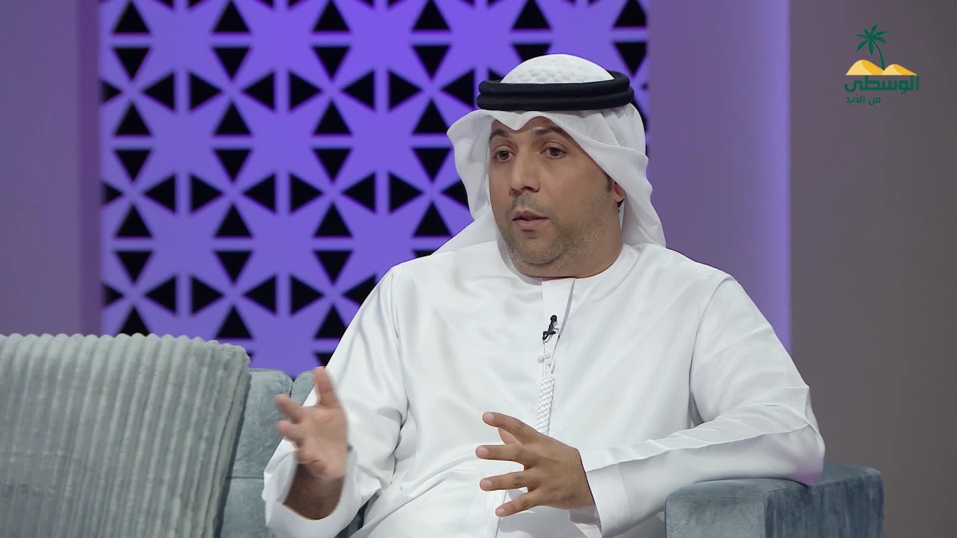نهضة وطن - الحلقة السادسة عشر - سعادة طارق علاي النقبي