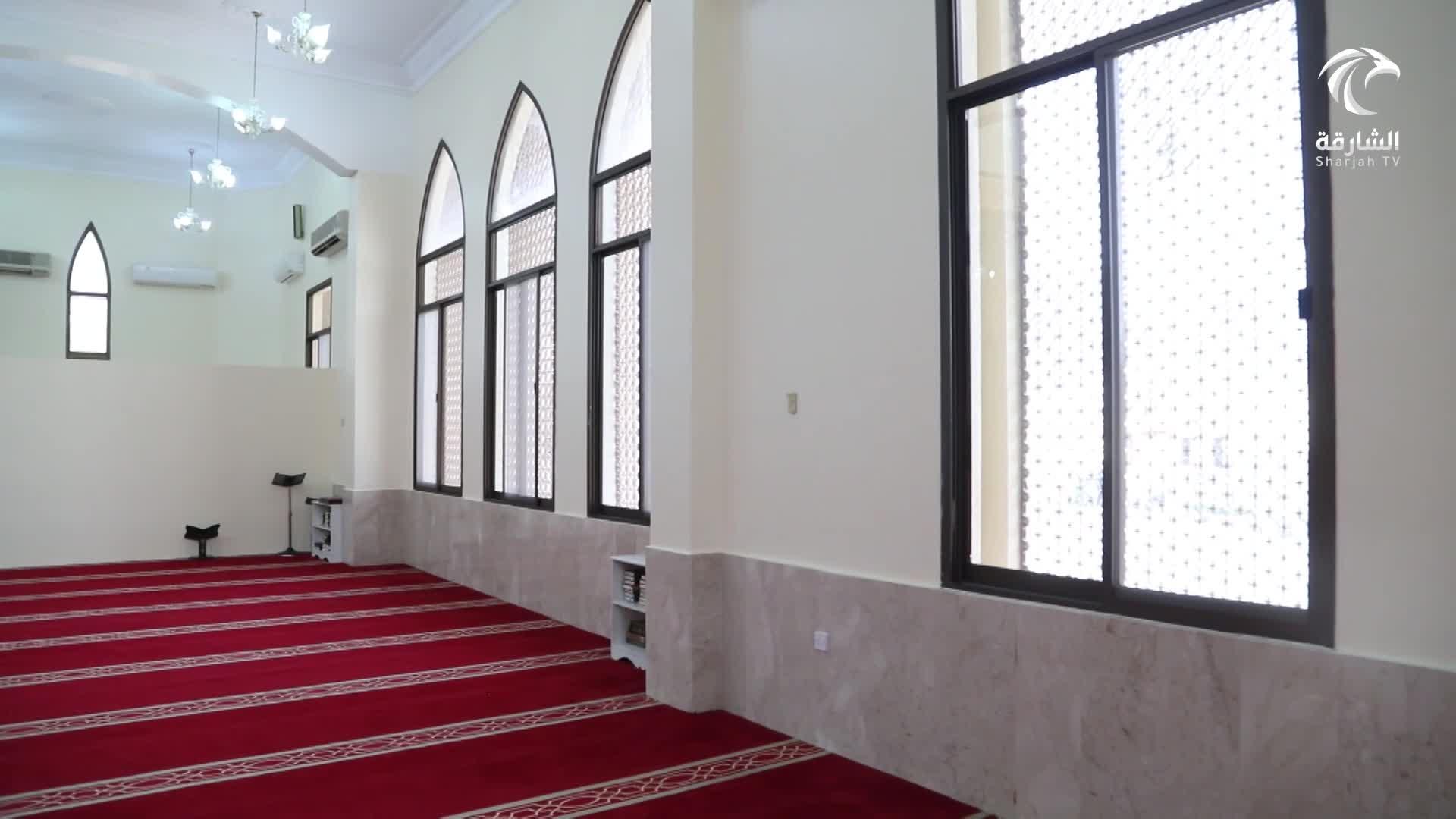 برنامج مآذن - مسجد عبدالله بن رواحه