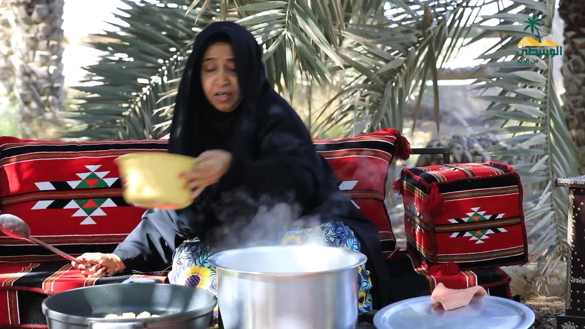 زاد البدو - برياني دجاج