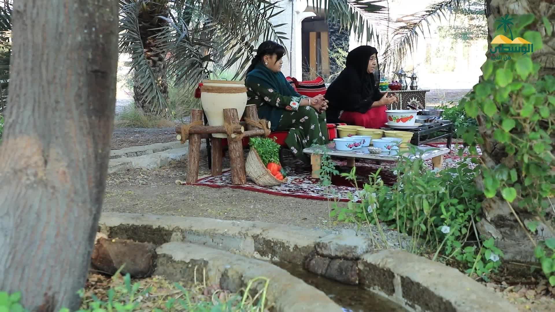 زاد البدو - لقيمات قروص