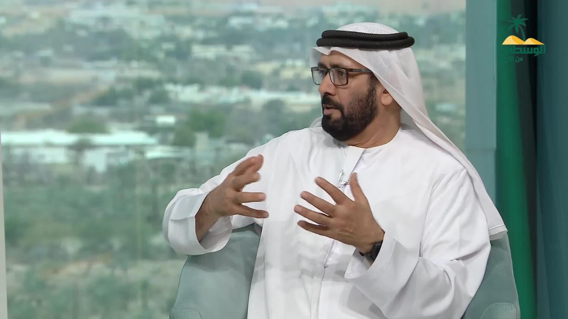 يوميات الوسطى - د. سالم زايد الطنيجي - د. عادل عبداللطيف