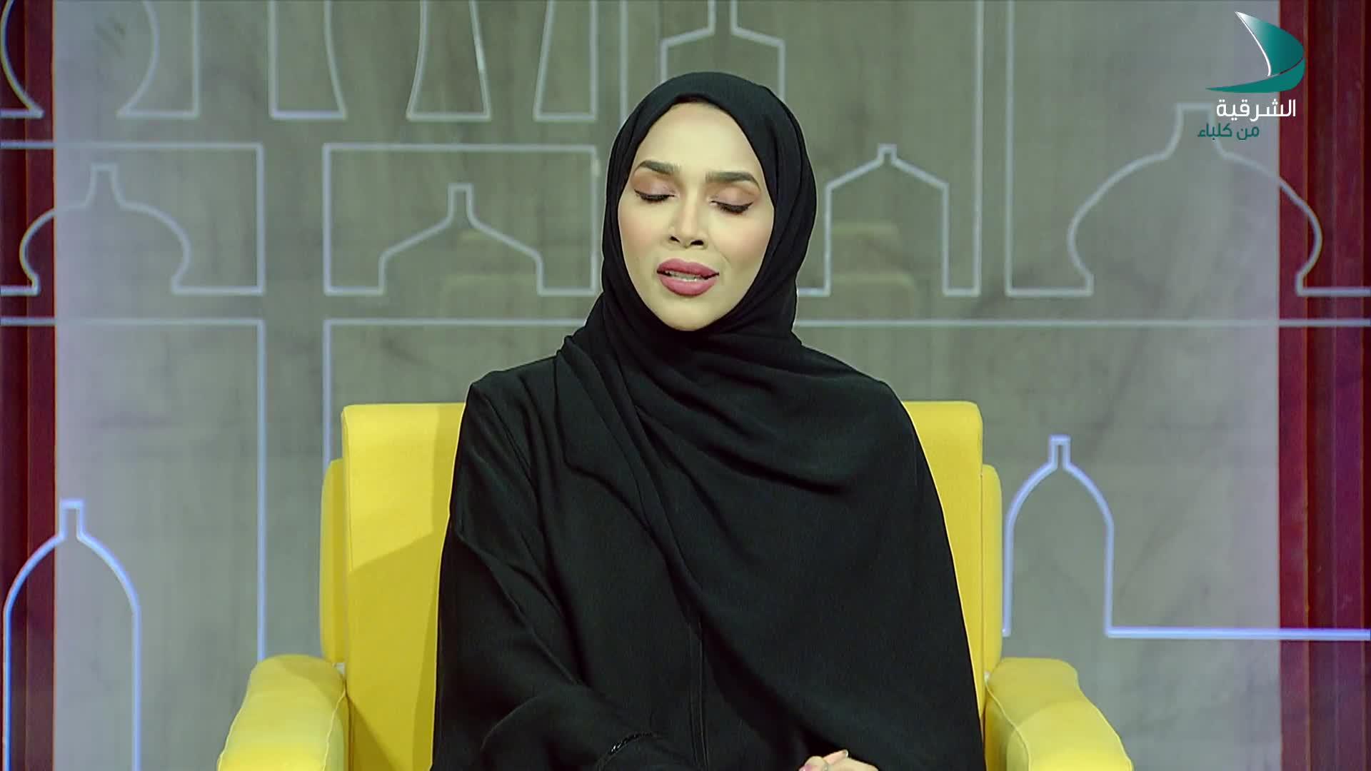 حديث المساء- فاطمة آل علي -مدرب فن الديكوباج