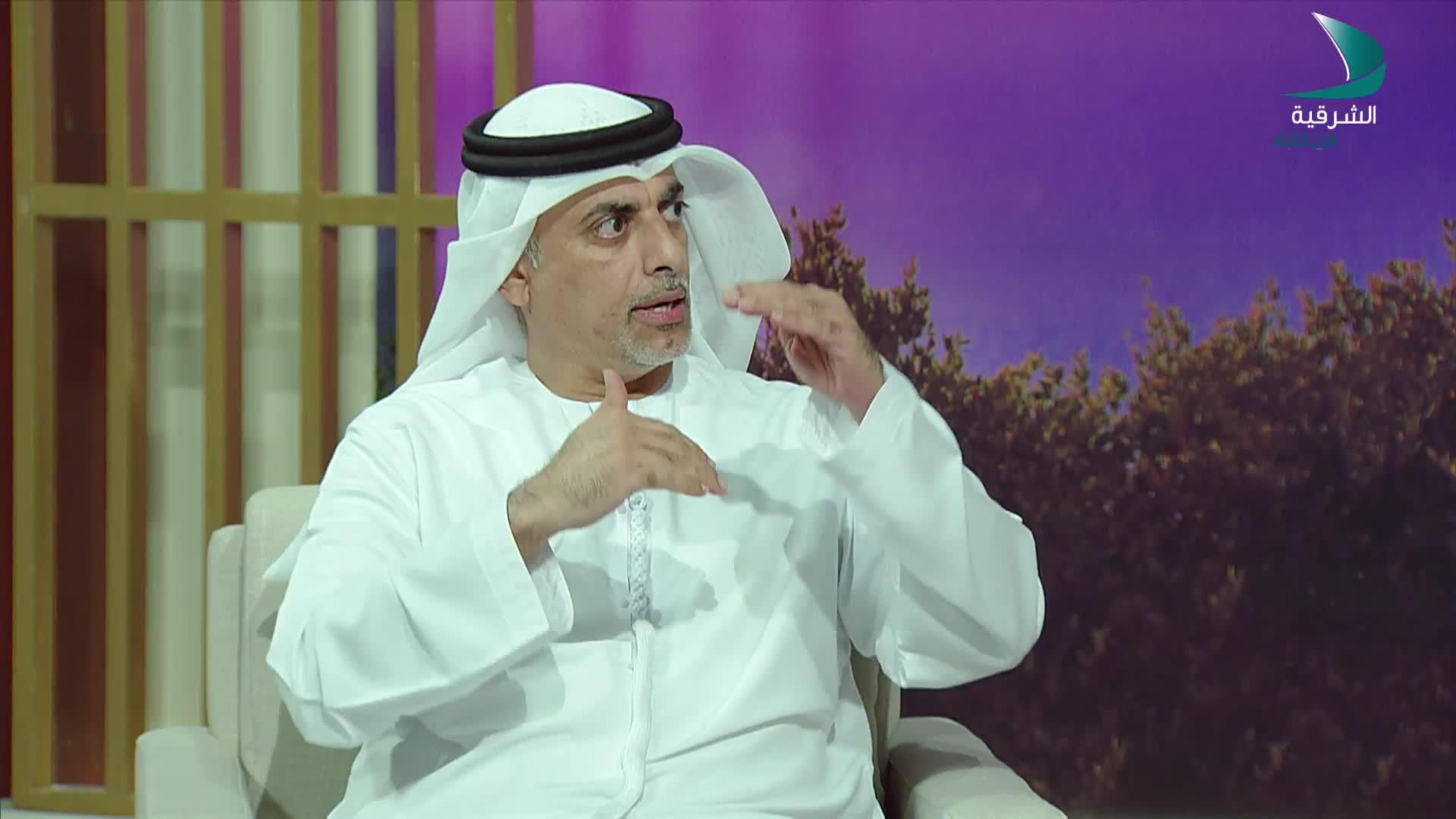 حديث المساء- محمد مطر الحوسني -خبير السعادة وجودة الحياة