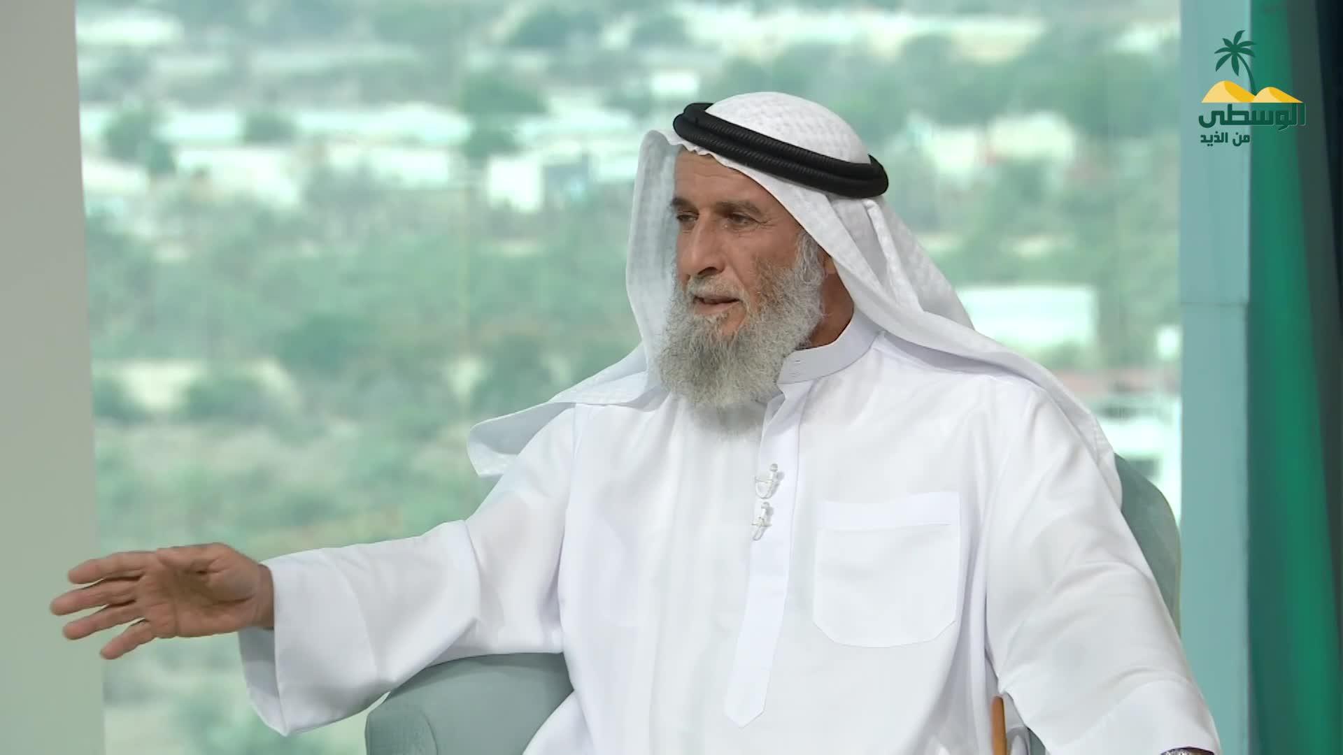 يوميات الوسطى - عبدالله راشد بن مرخان الكتبي - د. مأمون الحريري